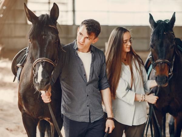 רכיבה על סוסים לזוגות